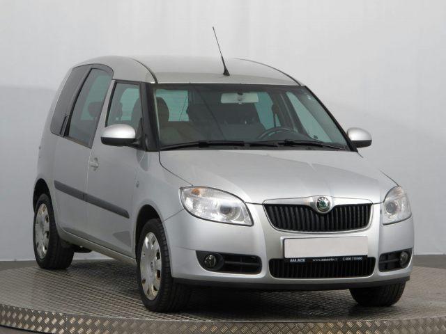 Škoda Roomster 2010