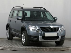 Škoda Yeti 2010 SUV šedá 3