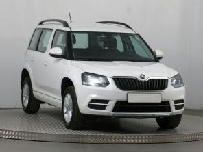Škoda Yeti 2016 SUV modrá 4