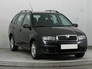 Škoda Fabia 2005 Combi černá 4