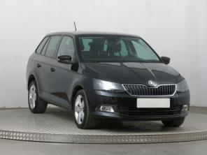 Škoda Fabia 2015 Combi čierna 5