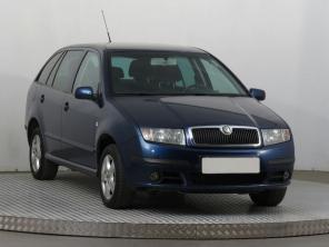 Škoda Fabia 2006 Combi modrá 8