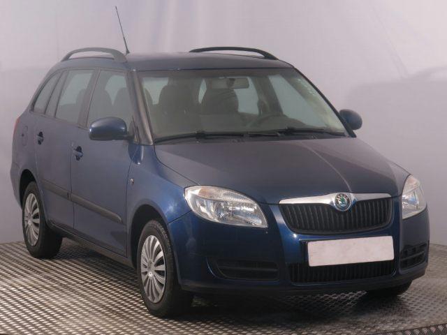 Škoda Fabia 2009