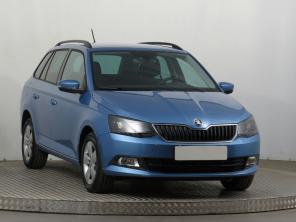 Škoda Fabia 2018 Combi modrá 2