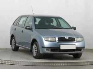 Škoda Fabia 2003 Combi šedá 8