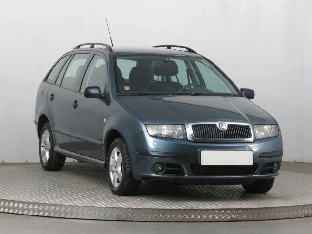 Škoda Fabia 2007