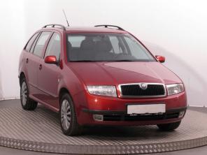 Škoda Fabia 2003 Combi oranžová 5