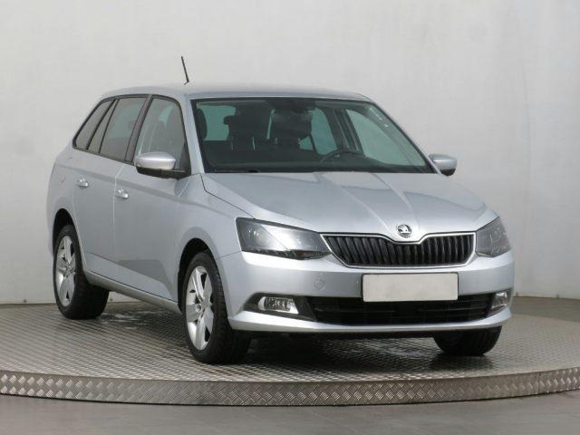 Škoda Fabia 2016