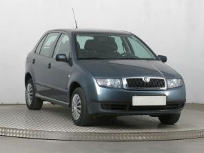 Škoda Fabia 2001 Hatchback šedá 1