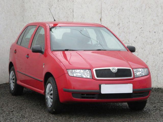 Škoda Fabia 2003