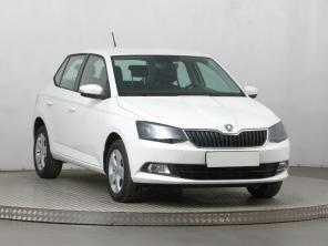 Škoda Fabia 2015 Hatchback bílá 10