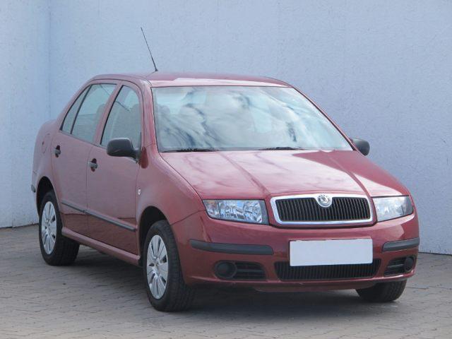 Škoda Fabia 2008