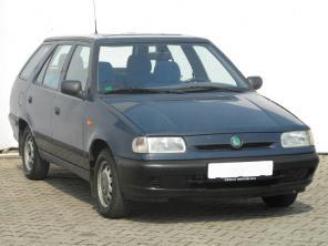 Škoda Felicia 1998 Combi modrá 1