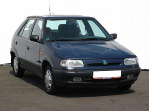 Škoda Felicia 1998 Hatchback modrá 10