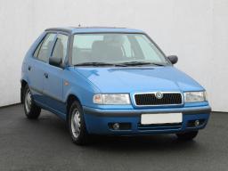 Skoda Felicia 1999 Hatchback blue 8