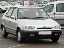 Skoda Felicia 1998 Hatchback silver 1