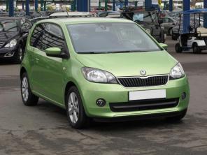 Škoda Citigo 2012 Hatchback szary 4