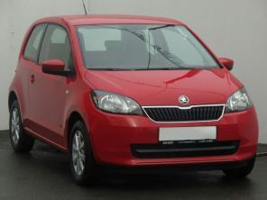 Škoda Citigo 2016 Hatchback červená 5