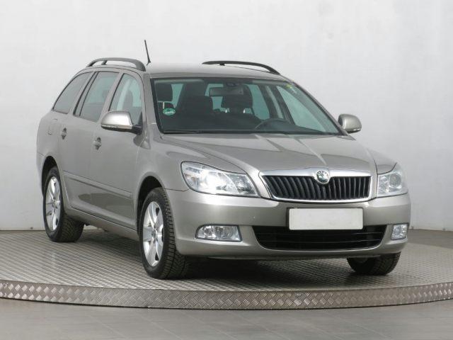Škoda Octavia 2011