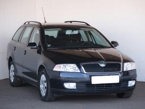 Škoda Octavia 2008 Combi černá 4