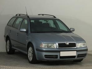 Škoda Octavia 2000 Combi modrá 1