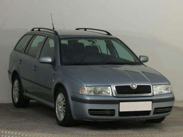 Škoda Octavia 2003