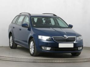 Škoda Octavia 2014 Combi modrá 6