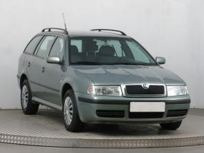 Škoda Octavia 2003 Combi zelená 7