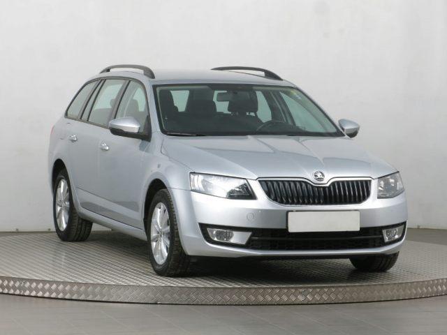 Škoda Octavia 2016