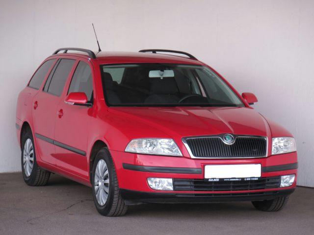Škoda Octavia 2005