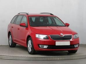 Škoda Octavia 2017 Combi červená 9
