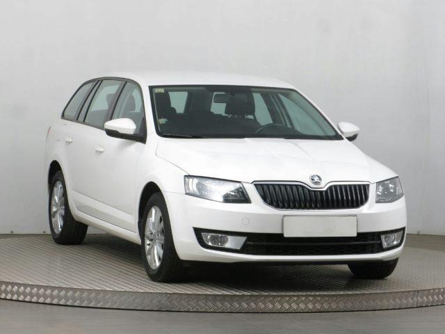 Škoda Octavia 2014