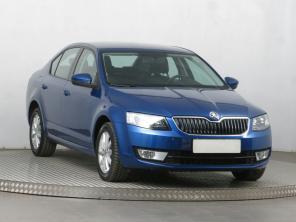 Škoda Octavia 2014 Hatchback modrá 8