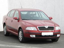 Skoda Octavia 2004 Hatchback red 5