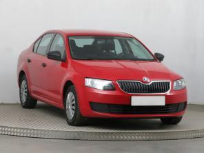 Škoda Octavia 2013 Hatchback červená 9