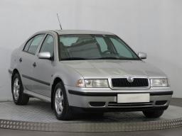 Skoda Octavia 1998 Hatchback silver 4