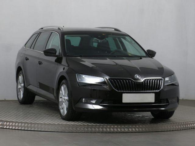 Škoda Superb 2018