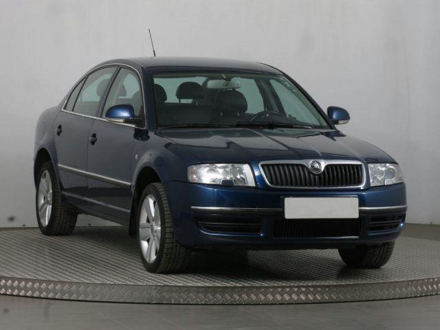 Škoda Superb 2007