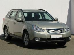 Subaru Outback 2012 Универсал Золотой 7