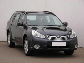 Subaru Outback 2012 Combi šedá 6