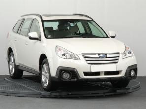 Subaru Outback 2016 Combi biela 3