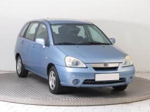 Suzuki Liana 2004 MPV ezüst 2