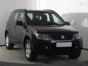 Suzuki Grand Vitara 2009 SUV černá 5