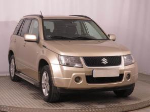 Suzuki Grand Vitara 2009 SUV złoty 6