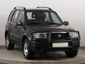 Suzuki Grand Vitara 2006 SUV černá 5