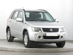 Suzuki Grand Vitara 2010 SUVs silver 9