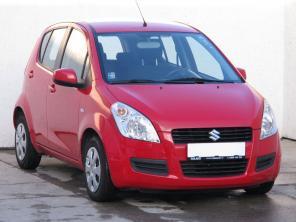 Suzuki Splash 2011 Hatchback szary 4