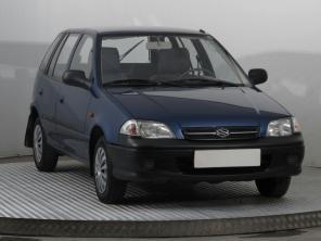 Suzuki Swift 2003 Hatchback modrá 10