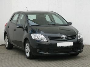 Toyota Auris 2011 Hatchback černá 7