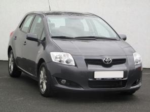 Toyota Auris 2010 Hatchback szary 9